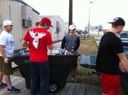High Pointe Teens Help with Food Pantry and Clothes Closet 3-5-11