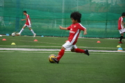 Arsenal Soccer School in Action