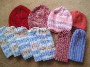 11 Hats/Beanies