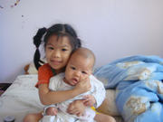 My 2 little angels