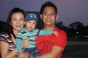 Benny, Mum & Dad