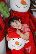 My little snow girl!!!