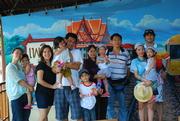 ครอบครัวเด็กสองภาษาที่เพลินวาน