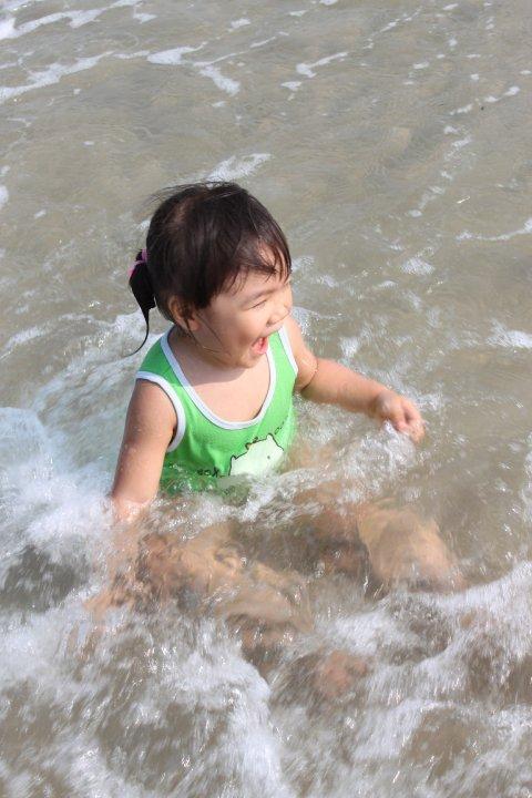 สะใจกับการเล่นทะเลมากๆ