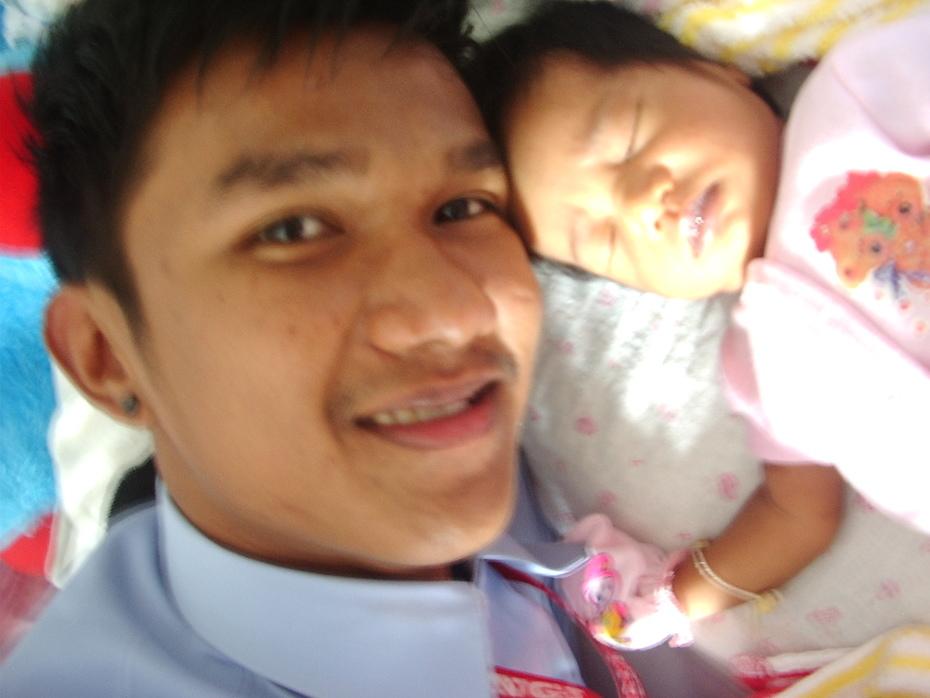 ลูกสาวผมครับ