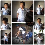 Kris - School time!