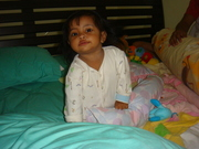 My bed time