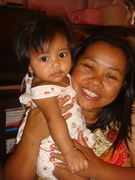 Momy and me