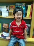 At Book Store