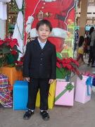 วันรคริสมาสที่โรงเรียน โรซารีโอวิทยา จังหวัดหนองคายค่ะ