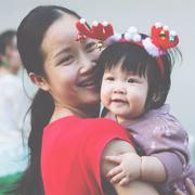 Kickajang and Mommy