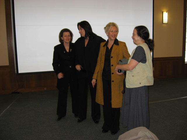 Polina Olson Interview of Israeli Speaker