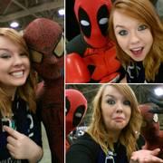 Deadpool? Spiderman? 0.o