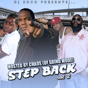 "DJ Soco & Chaos-""Step Back Vol.2"""