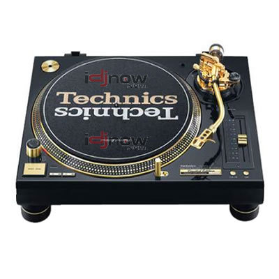 technics sl1200 gold edition