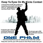 ONEPHAM contest card
