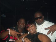 Mz Katt, Don Dada, Slurri~Caine of Mob Tied Records