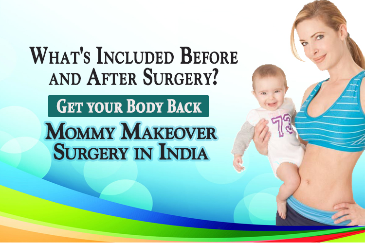 Mommy Makeover  What's included Before and after Surgery