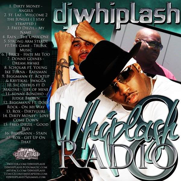 Whiplash Radio 8