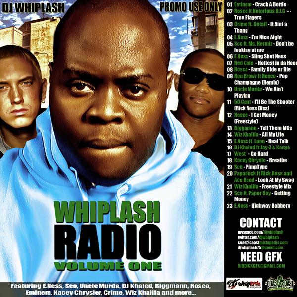 Whiplash Radio 1