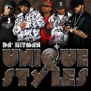 Unique Styles Mixtape Front Cover