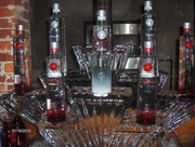 Ciroc Launch Party Display