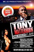 TONY MATTERHORN