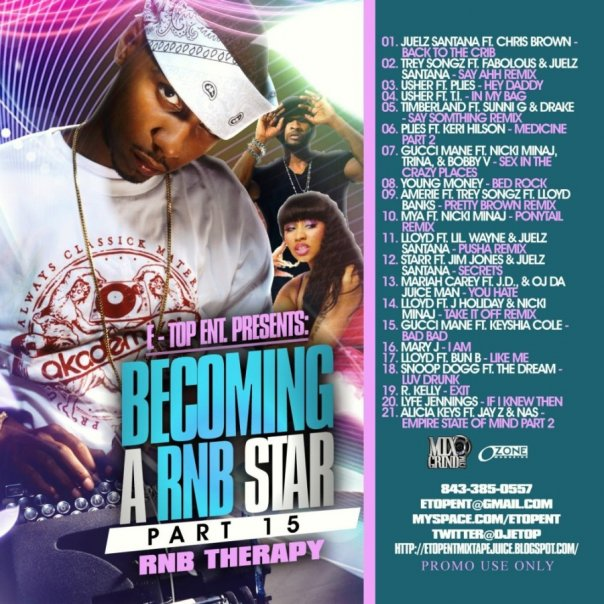 Becomin A R&B Star 15