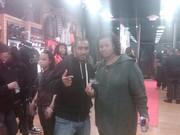 Me and DJ Rick Geez