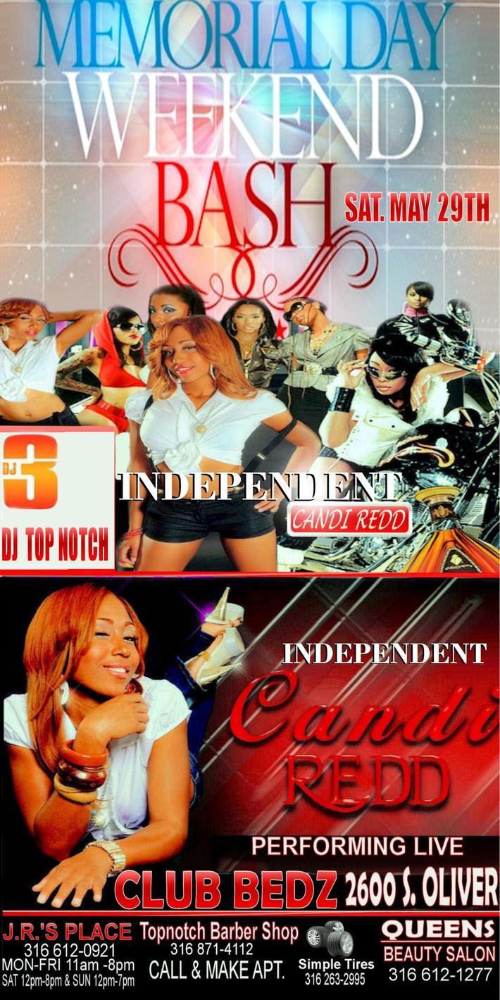candi redd flyer 6