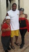 Pirates in Cancun