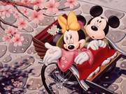 disney-Cartoons-Mickey-mouse-and-minnie-mouse-enjoying-wallpapers-2010