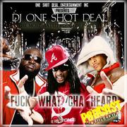 DJ ONE SHOT DEAL THE MOST HATED BLEND DJ PERIOD