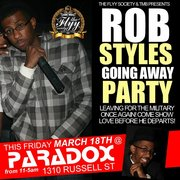 Goin Away Party 4 Rob Styles