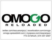 Omogo Reloaded Postcard 1