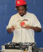 DJ Marc ONE at an event