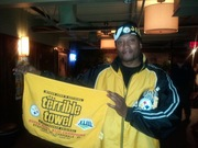 Mix Master Ice (UTFO) Repping Steelers 1-2011