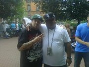 ike the producer(A i Productions) and fred the godson