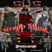 STRAPP MUSIC COVER front