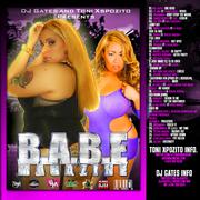 Toni Xpozito Presents B.A.B.E Magazine Mixtape Vol 1