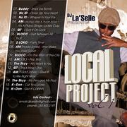 Dj La'Selle...1 Bad Representa!(mixtape for the streets)