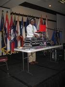 Dj La'Selle...1 Bad Representa!(djn for US Military Event...was live)