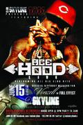 ACE HOOD | FRI JUNE 15TH | CLUB SKYLINE | #STREETCASH | KANSAS CITY, MO