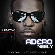 adero - Album Art I Know Front Cover