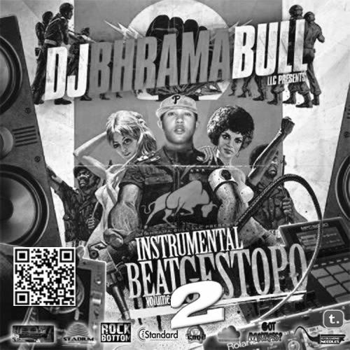 DJ BHRAMA BULL PRODUCTIONS PRESENTS_ Instrumental Beat Guestopo Volume 2