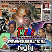 The Watermark 12 _ MACHETE NIGHT - ARIZONA EDITION