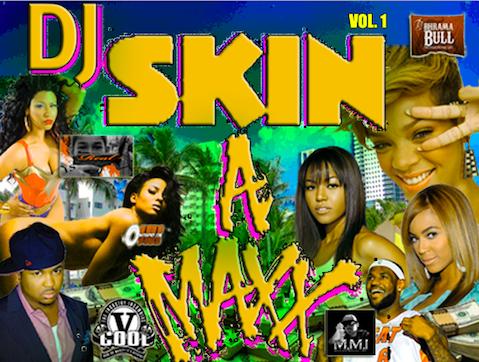 DJ Skin a maxx  vol. 1