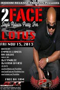 2face Single release party 4 LOTUS