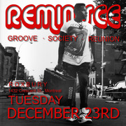 Groove Society Reunion: REMINISCE 2014
