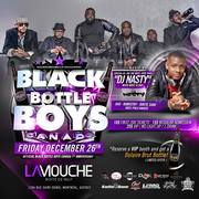 BLACK BOTTLE BOYS CANADA Anniversary